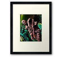 Amen from Lordi Framed Print