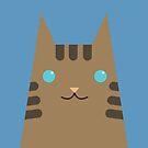 Stripey Cat by psygon