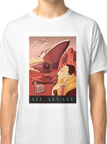 All Aboard Classic T-Shirt