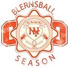 New New York Mets 3002 Season by davrico