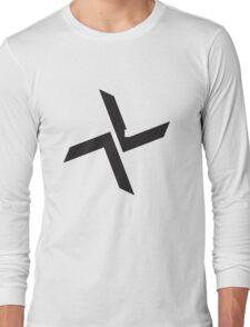 Burial - Minimal Long Sleeve T-Shirt