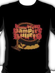 Home Brew Vampire Bullets logo tee T-Shirt