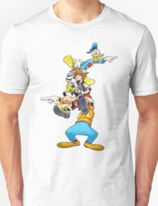 Kingdom Hearts: Where To Now? Unisex T-Shirt