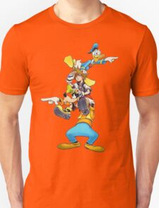 Kingdom Hearts: Where To Now? T-Shirt