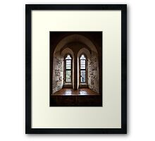 View from Somebodys Nightmare Framed Print
