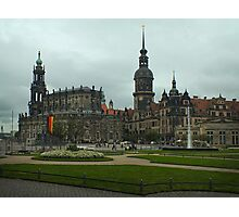 The Old City ~ Dresden, Germany Photographic Print