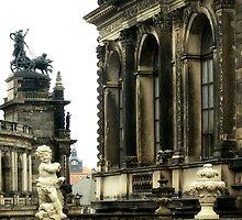 Cherub of Dresden  by Lucinda Walter