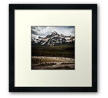 Mt Fraytte 4 Framed Print