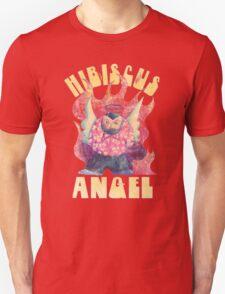 Hibiscus Angel - Vintage T-Shirt