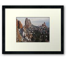 Majesty (2) Framed Print