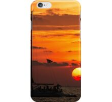 Formentera sunset  iPhone Case/Skin