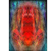... P R O V O C I T A V E ... Showered with Love and Light  ... Photographic Print