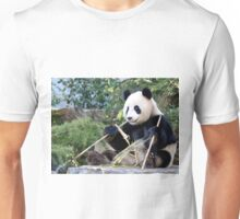Chop Sticks - Funi   - Adelaide Zoo's Female Panda Unisex T-Shirt