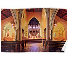 St.Mary of the Angels 2 - Geelong Poster