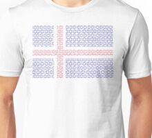 digital Flag (iceland) Unisex T-Shirt