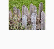 Vintage Farm Picket Fence Unisex T-Shirt