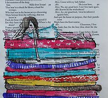 Princess and the Pea by Sara Riches