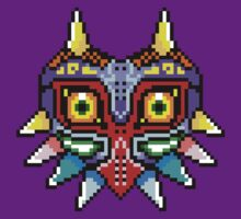Majora's Mask 16-BIT by EasilyConfused1