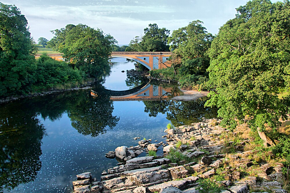 Stanley Bridge by Irene  Burdell