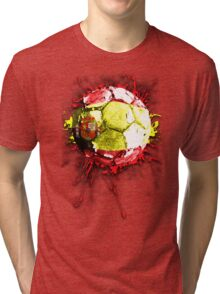 football spain Tri-blend T-Shirt