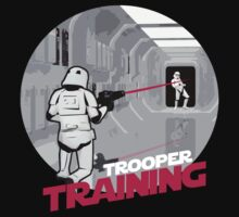 Trooper Training by Bucky Sentry