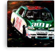 Driven - Dale Earnhardt Jr Canvas Print