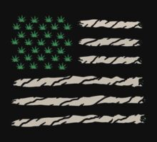 weed flag by DreamClothing