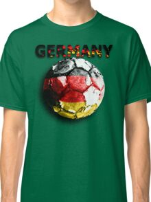 Old football (germany) Classic T-Shirt
