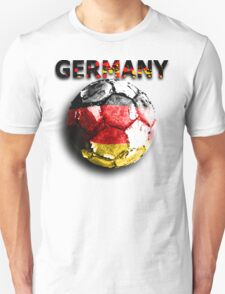 Old football (germany) Unisex T-Shirt