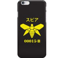 Breaking Beedrill iPhone Case/Skin
