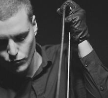 George Clarke of Deafheaven 2 by Allan Wan