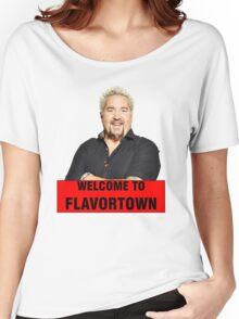 Guy Fieri - Flavortown Women's Relaxed Fit T-Shirt