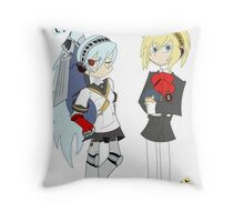 PSG/Persona 3/4 Crossover Throw Pillow