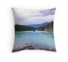 To the Arctic Throw Pillow
