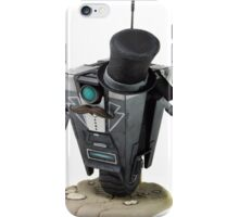 Fancy Butler Claptrap bot iPhone Case/Skin