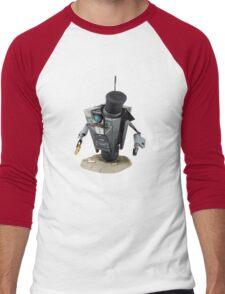 Fancy Butler Claptrap bot Men's Baseball ¾ T-Shirt
