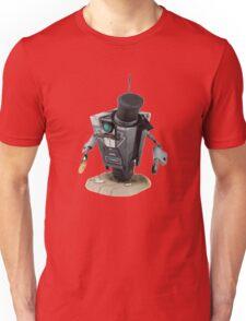 Fancy Butler Claptrap bot Unisex T-Shirt