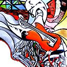 Musical madness (original) by sebmcnulty