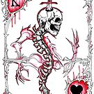 King of Hearts / Suicide King by Anthony McCracken