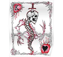 King of Hearts / Suicide King Poster