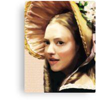 Movie!Cosette Canvas Print