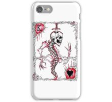King of Hearts / Suicide King iPhone Case/Skin