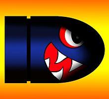 boss bullet (hot) by sebmcnulty