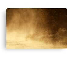 14.10.2013: Loimijoki River Canvas Print