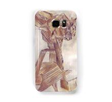 Cardboard tower Samsung Galaxy Case/Skin