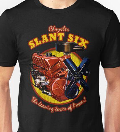 Slant 6 Unisex T-Shirt