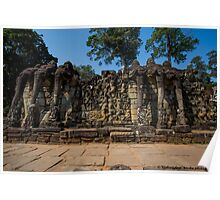 Angkor Wat Sanctuary - 76 Poster