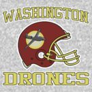 Washington Drones by David Ayala