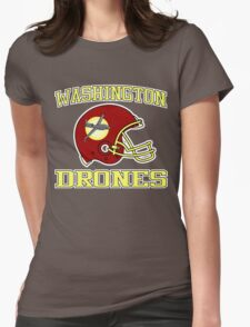 Washington Drones Womens Fitted T-Shirt