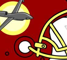 Washington Drones Sticker